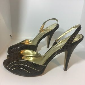 Shoes - BCBG Paris heels size 10B